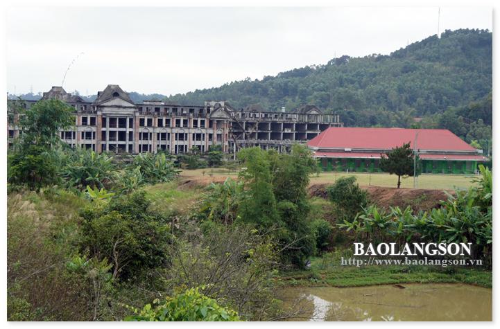 Sovico tham hồi sinh dự án khách sạn, sân golf triệu USD tại Lạng Sơn - Ảnh 1.