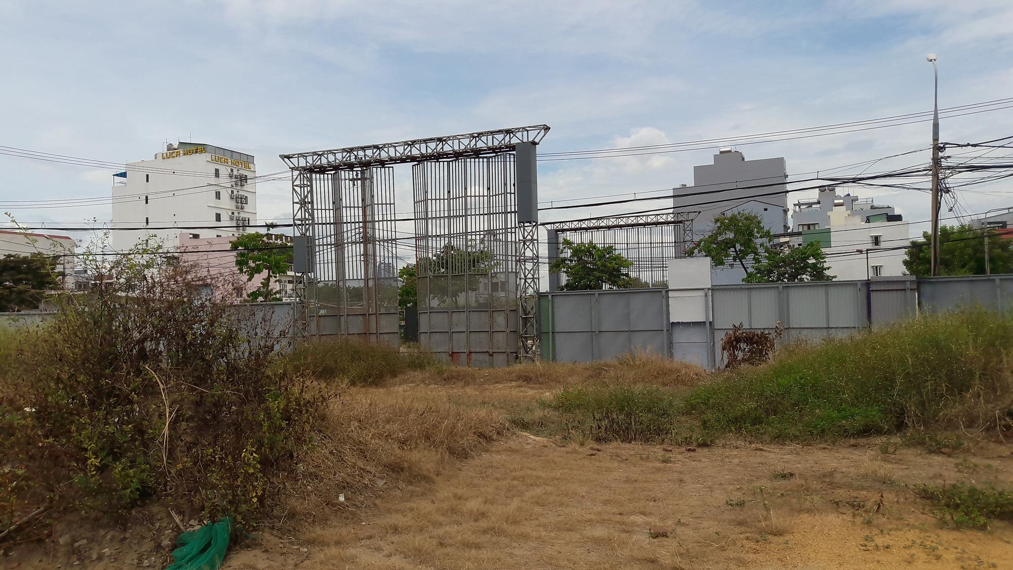 Hiện trạng dự án tháp đôi 30 tầng Risemount Suite Vương Thừa Vũ - Ảnh 4.