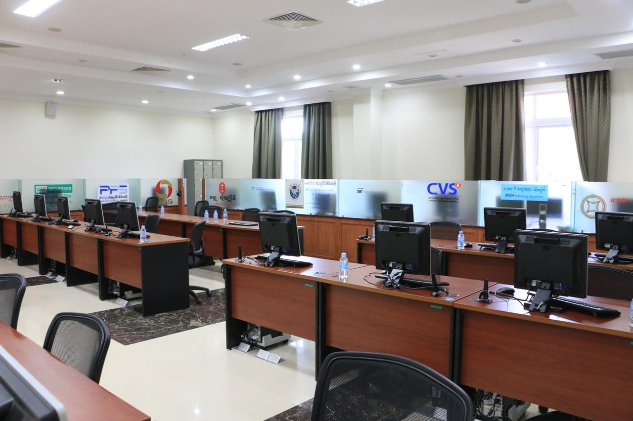 Cũng dùng hệ thống giao dịch từ KRX như HOSE, Lào và Campuchia đưa vào vận hành từ năm 2010 - Ảnh 2.