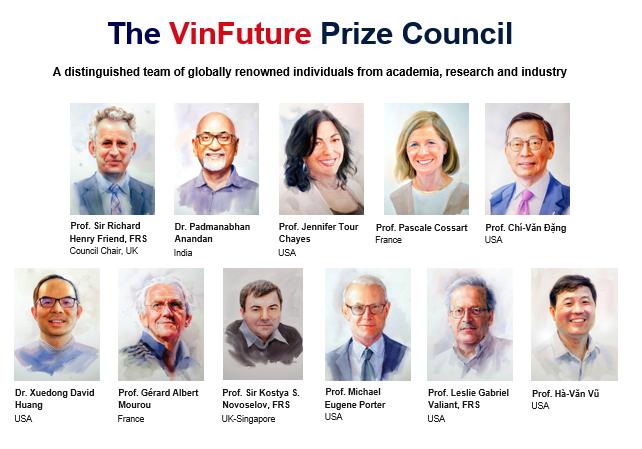 Giải thưởng VinFuture thu hút nhiều đề cử đến từ các nhà khoa học từng giành các giải danh giá của thế giới - Ảnh 2.
