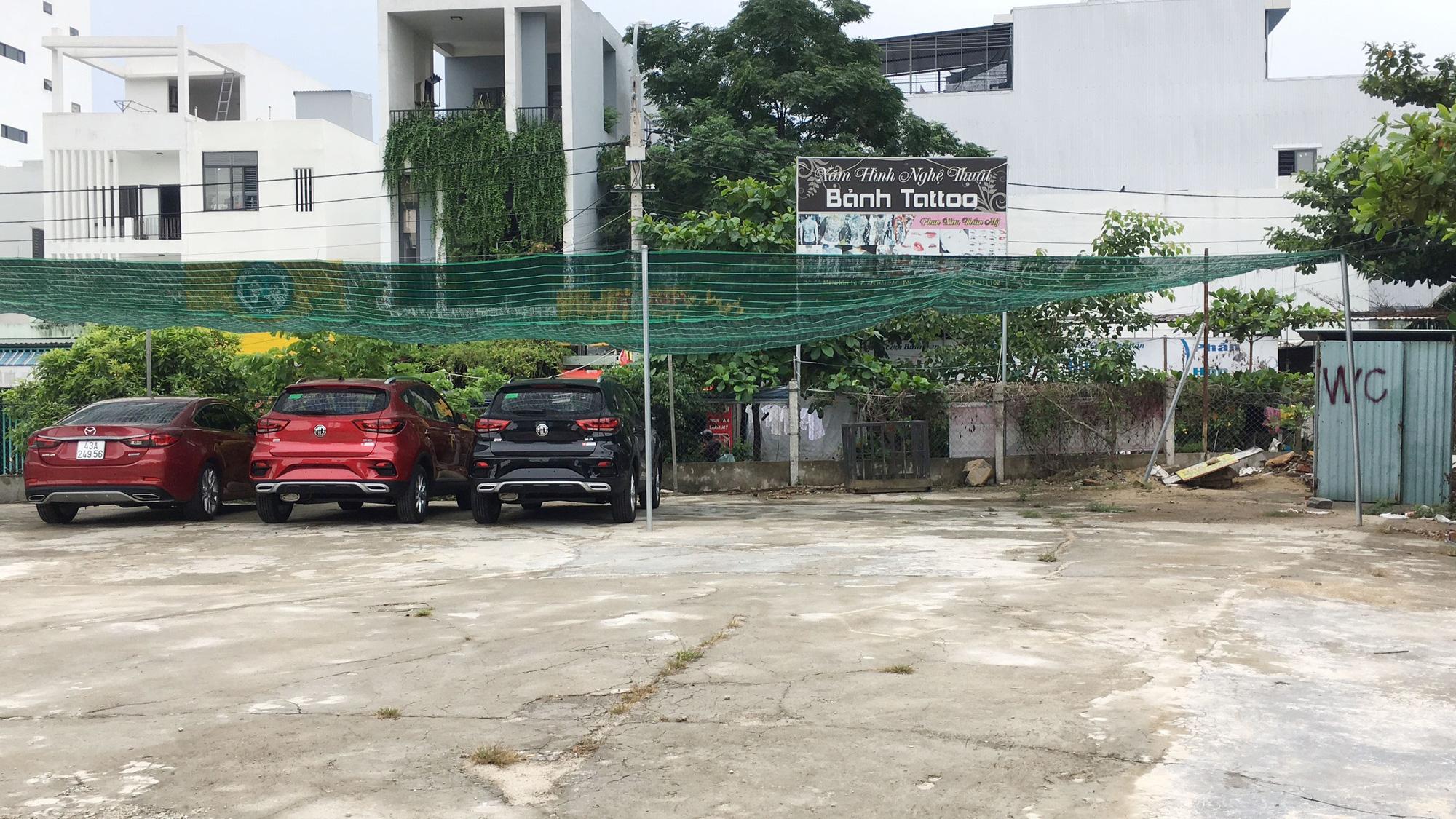 Cận cảnh hai khu đất sát Vincom Đà Nẵng sẽ đấu giá làm bãi đỗ xe - Ảnh 9.