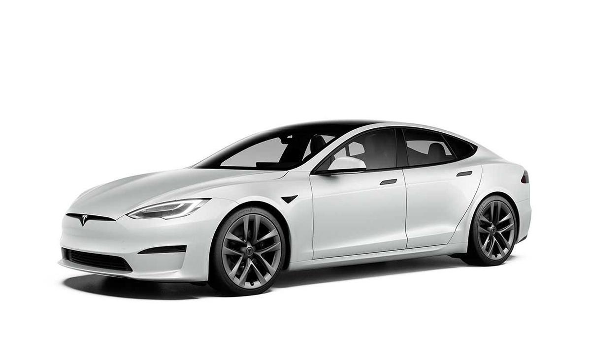Tesla sắp giới thiệu phiên bản mới của mẫu xe điện Model S - Ảnh 1.