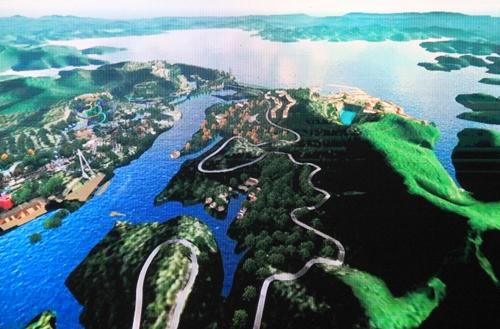 Thanh Hóa sắp có khu nghỉ dưỡng, sân golf hơn 760 ha do Sun Group đầu tư - Ảnh 1.