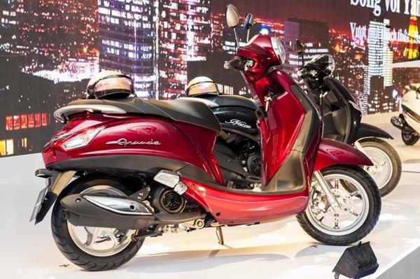 Bảng giá xe máy Yamaha tháng 6/2021: Nhiều dòng xe có giá bán ổn định - Ảnh 3.