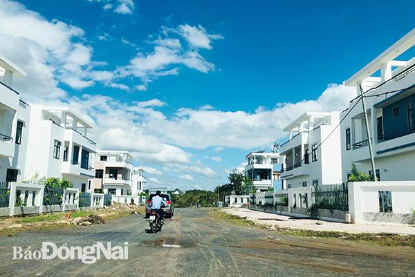 Thanh tra toàn diện Khu dân cư của LDG Group ở Đồng Nai - Ảnh 1.