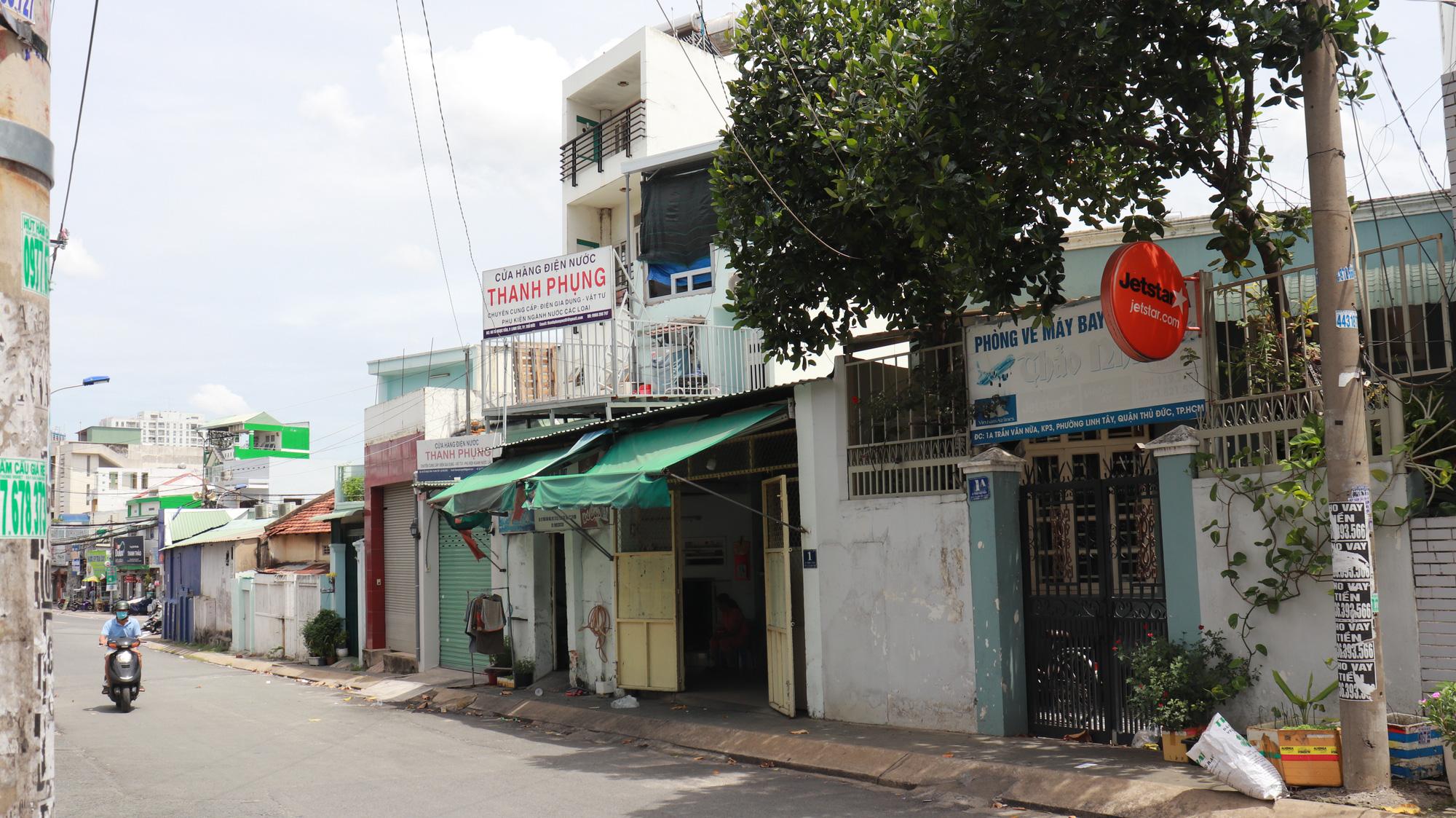 Ba khu đất dính quy hoạch tại phường Linh Tây, TP Thủ Đức - Ảnh 8.