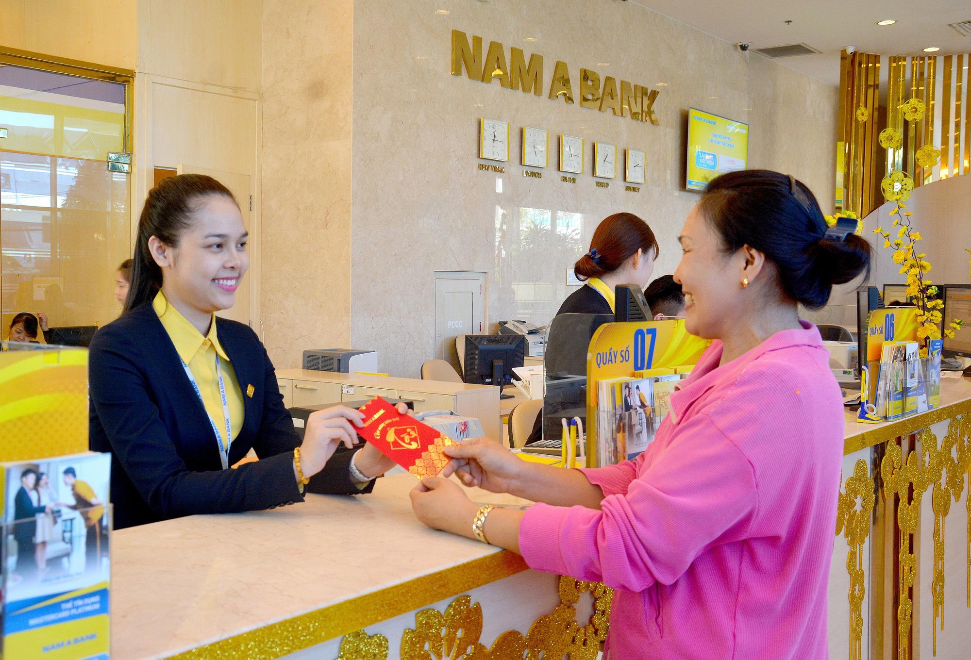Lãi suất ngân hàng Nam A Bank mới nhất tháng 6/2021 - Ảnh 1.
