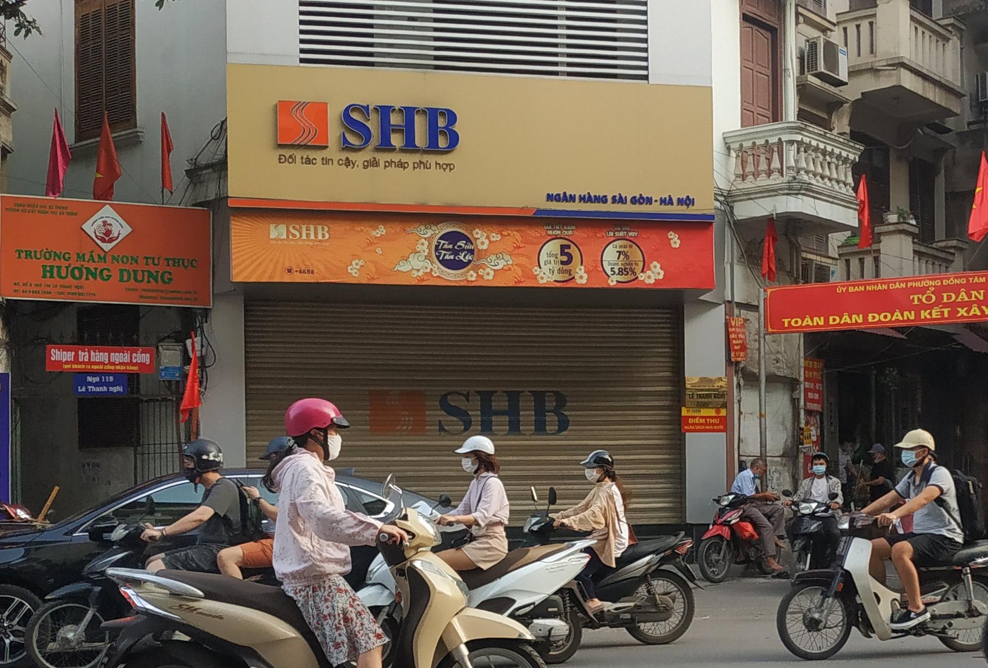 SHB tiếp tục bán 1.000 tỷ đồng trái phiếu cho hai CTCK, lãi suất 3,8%/năm - Ảnh 1.
