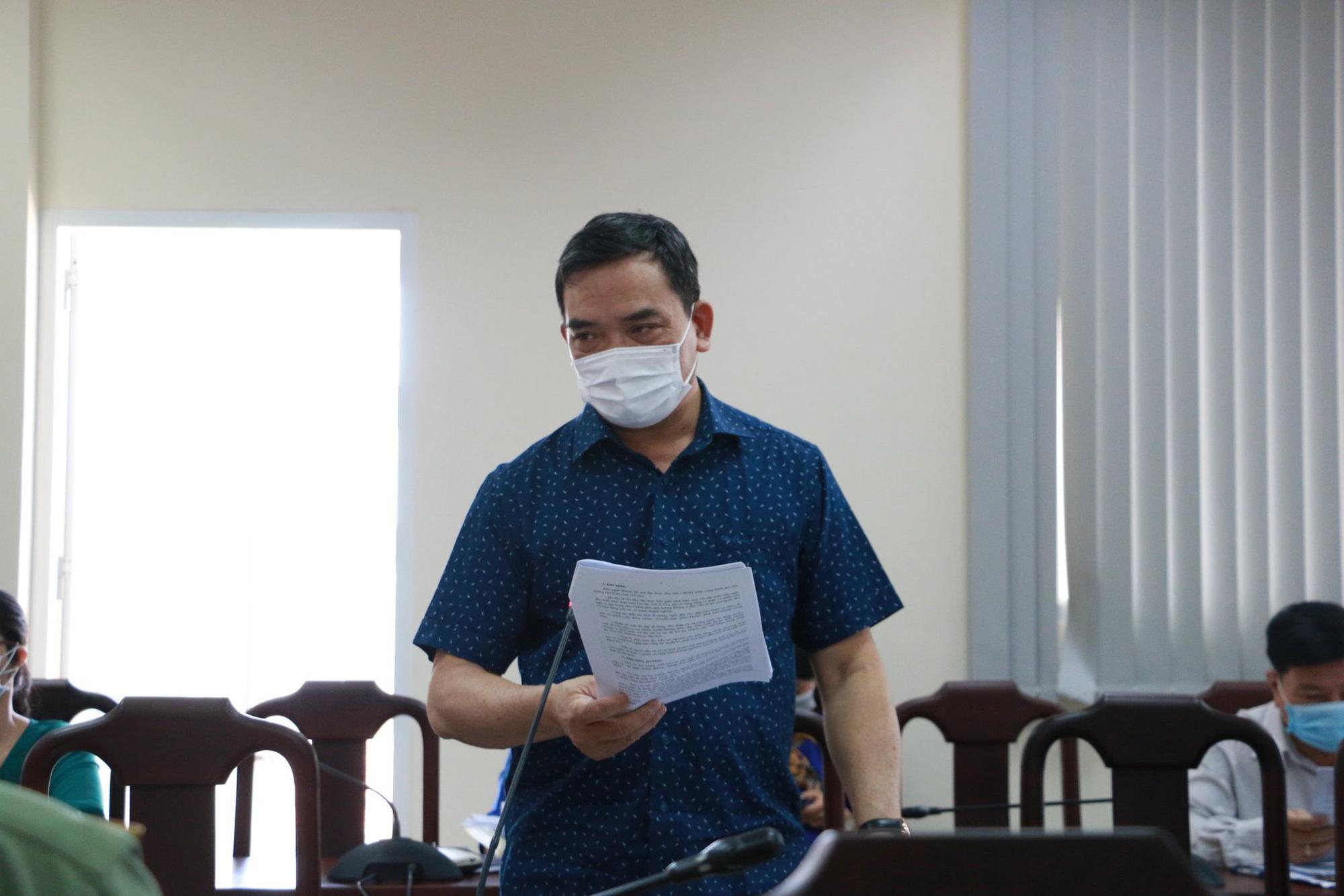 Dịch COVID-19 tại TP HCM: Quận Gò Vấp đề xuất bỏ giãn cách theo Chỉ thị 16 - Ảnh 1.