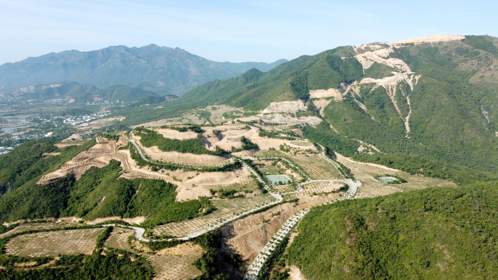 Cận cảnh các dự án bị khởi tố vụ án hình sự tại Khánh Hòa  - Ảnh 3.