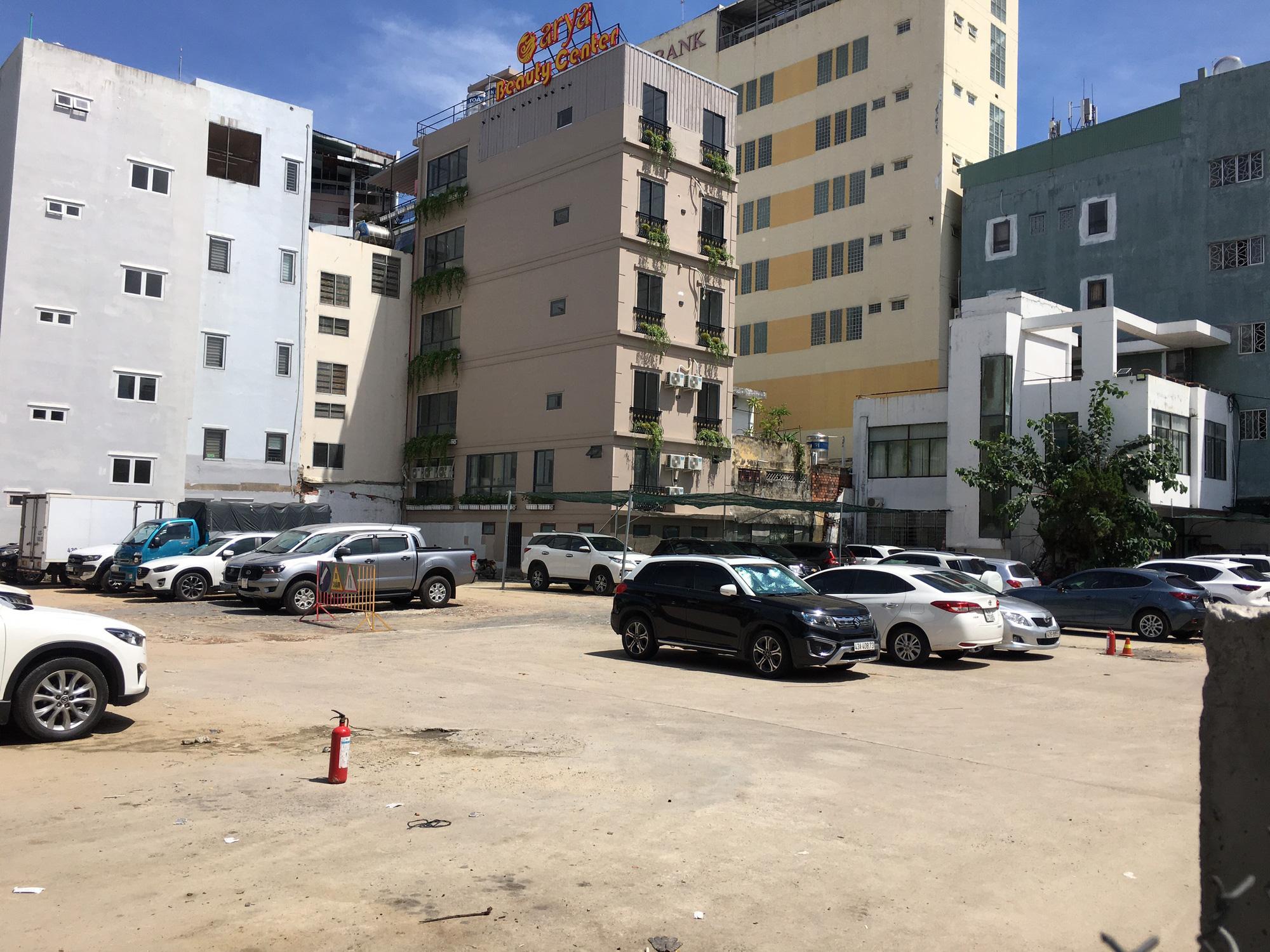 Cận cảnh hai khu đất gần cầu Rồng, Đà Nẵng sẽ đấu giá làm bãi đỗ xe - Ảnh 12.