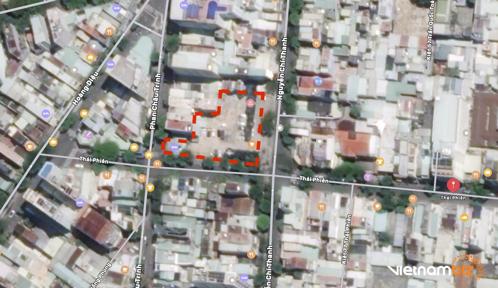 Cận cảnh hai khu đất gần cầu Rồng, Đà Nẵng sẽ đấu giá làm bãi đỗ xe - Ảnh 8.