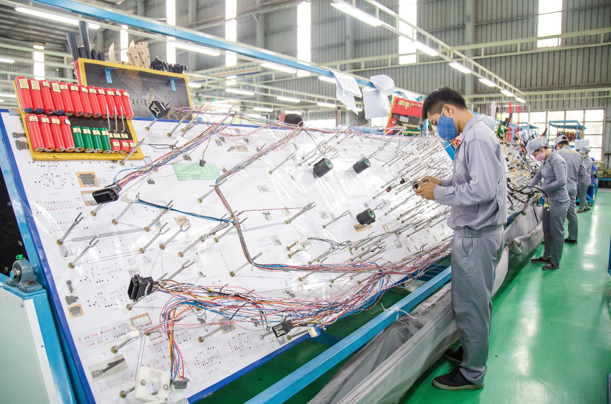 Thaco Auto - Điểm sáng trong ngành công nghiệp hỗ trợ - Ảnh 1.