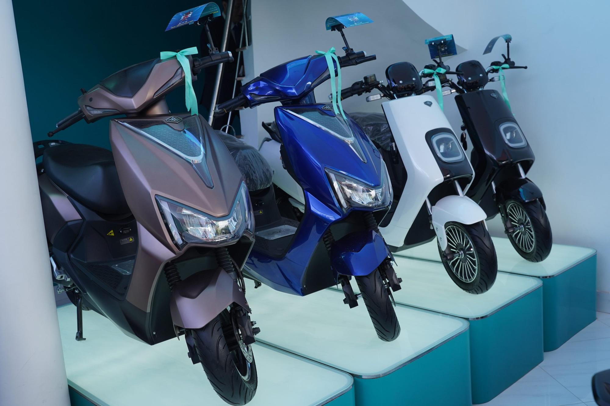 Một doanh nghiệp đặt kế hoạch doanh thu 300 tỷ đồng, đẩy mạnh đầu tư vào xe máy điện - Ảnh 1.
