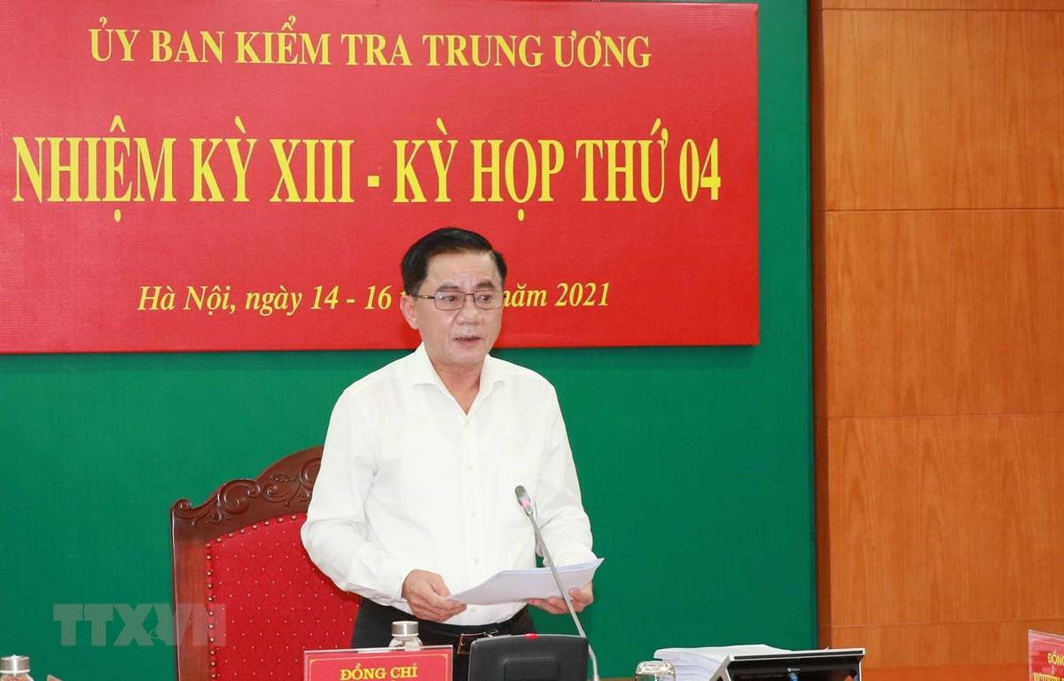 Xem xét, thi hành kỷ luật các lãnh đạo Tỉnh ủy, UBND tỉnh Bình Dương - Ảnh 1.
