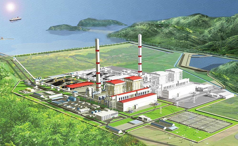 EVN triển khai dự án Nhà máy Nhiệt điện Quảng Trạch I 41.130 tỷ đồng - Ảnh 1.