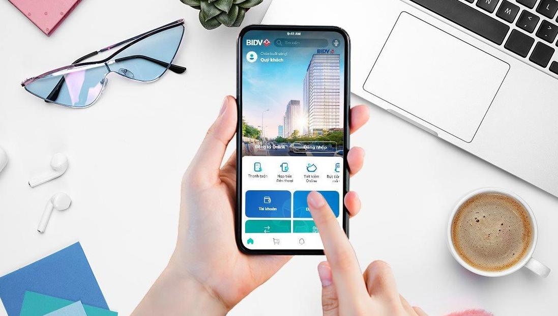 Cách đăng ký Internet Banking BIDV trên SmartBanking thế hệ mới - Ảnh 2.