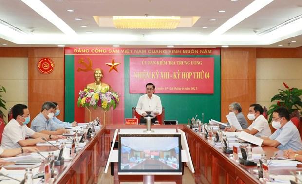 Xem xét, thi hành kỷ luật các lãnh đạo Tỉnh ủy, UBND tỉnh Bình Dương - Ảnh 2.