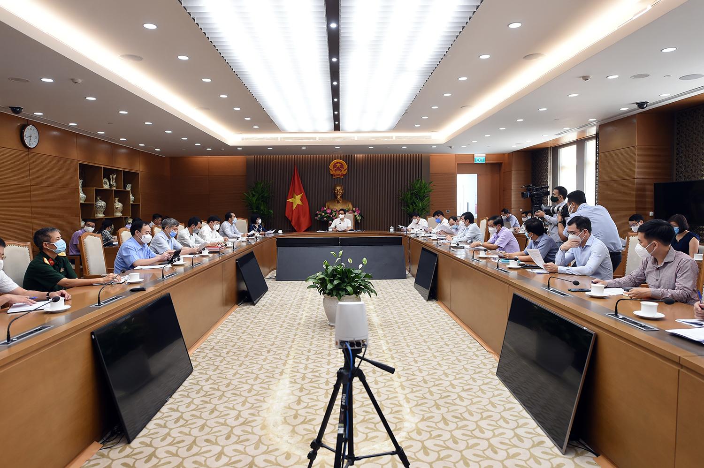 Phấn đấu cuối năm nay, Việt Nam sẽ có một nhà máy sản xuất vắc xin quy mô lớn - Ảnh 1.