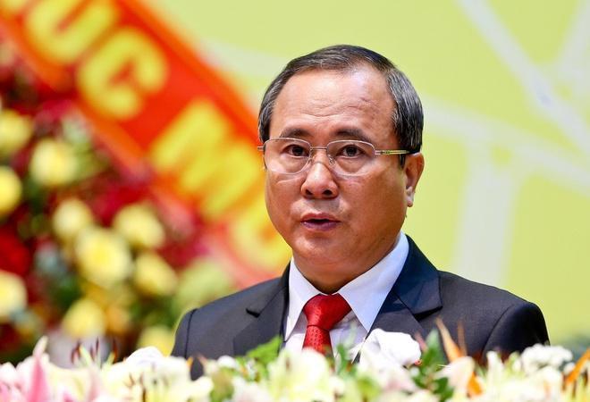 Bộ Chính trị đề nghị kỷ luật Bí thư Bình Dương, cách chức 4 lãnh đạo tỉnh - Ảnh 1.