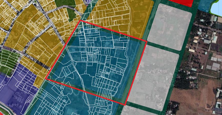 Ba khu đất dính quy hoạch tại phường Linh Xuân, TP Thủ Đức [phần 1] - Ảnh 2.