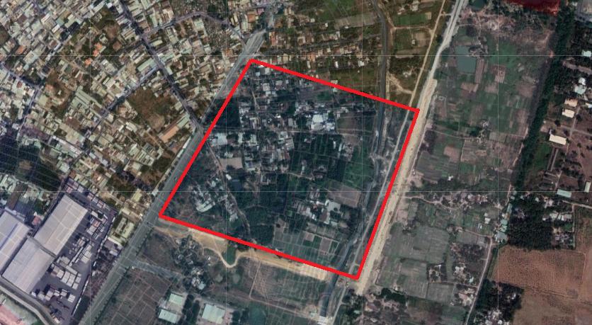 Ba khu đất dính quy hoạch tại phường Linh Xuân, TP Thủ Đức [phần 1] - Ảnh 3.