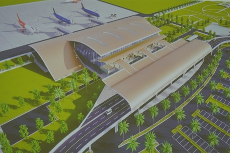 Lập Hội đồng thẩm định báo cáo nghiên cứu tiền khả thi Cảng hàng không Quảng Trị - Ảnh 1.