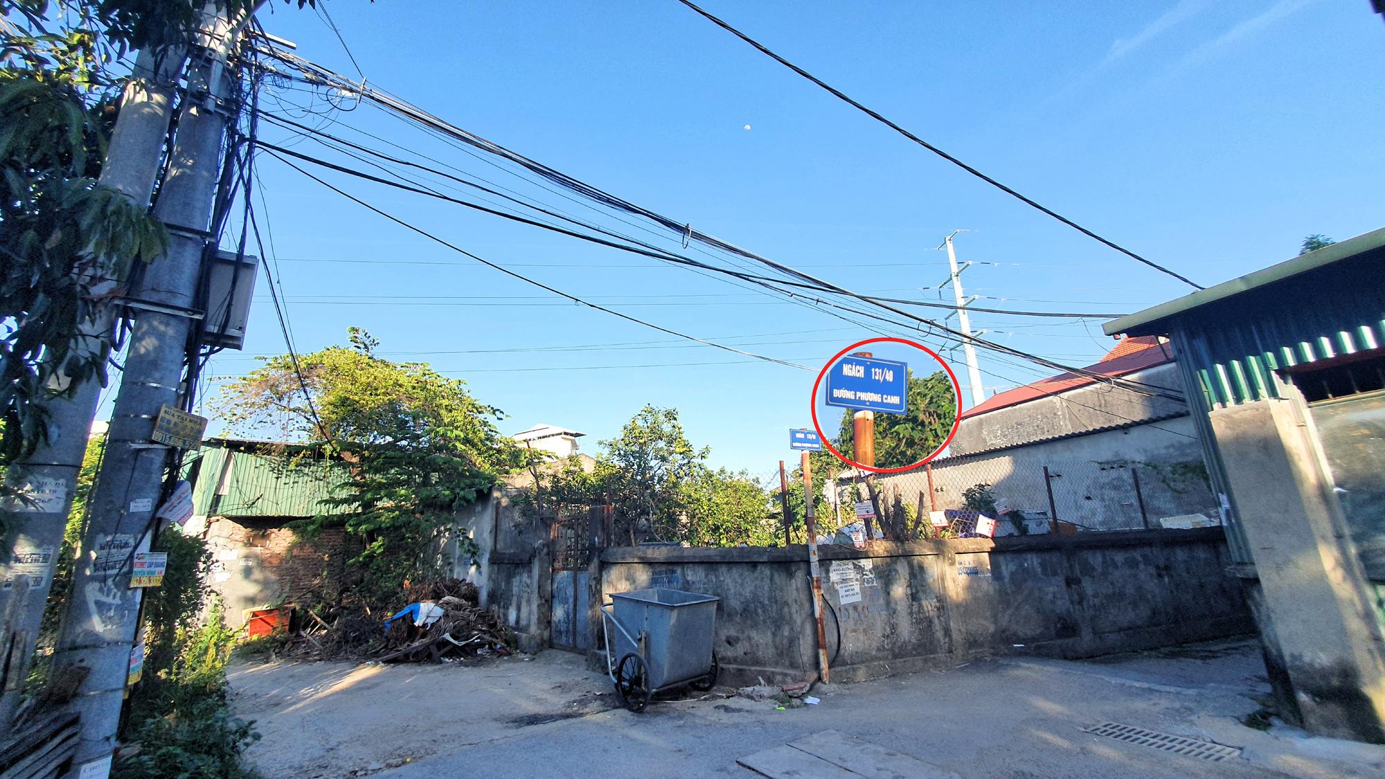 Cận cảnh đường nối KĐT Xuân Phương - Quốc lộ 32 sắp mở ở Nam Từ Liêm, Hà Nội - Ảnh 7.