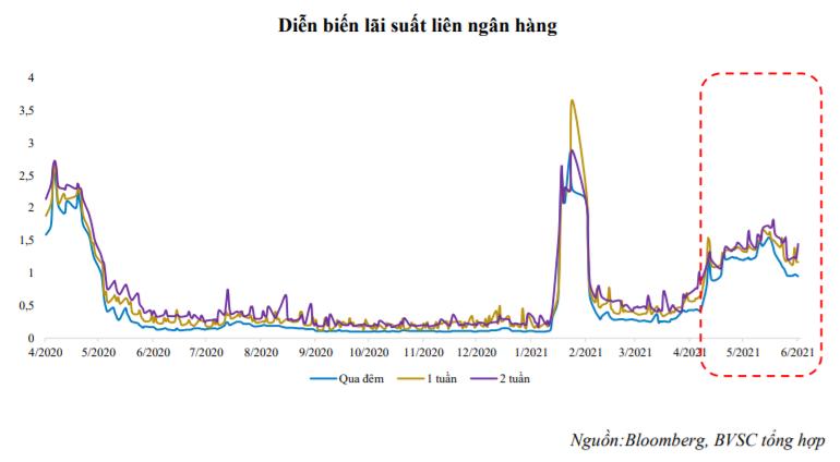 BVSC: Tín dụng đang có dấu hiệu tăng chậm lại - Ảnh 1.