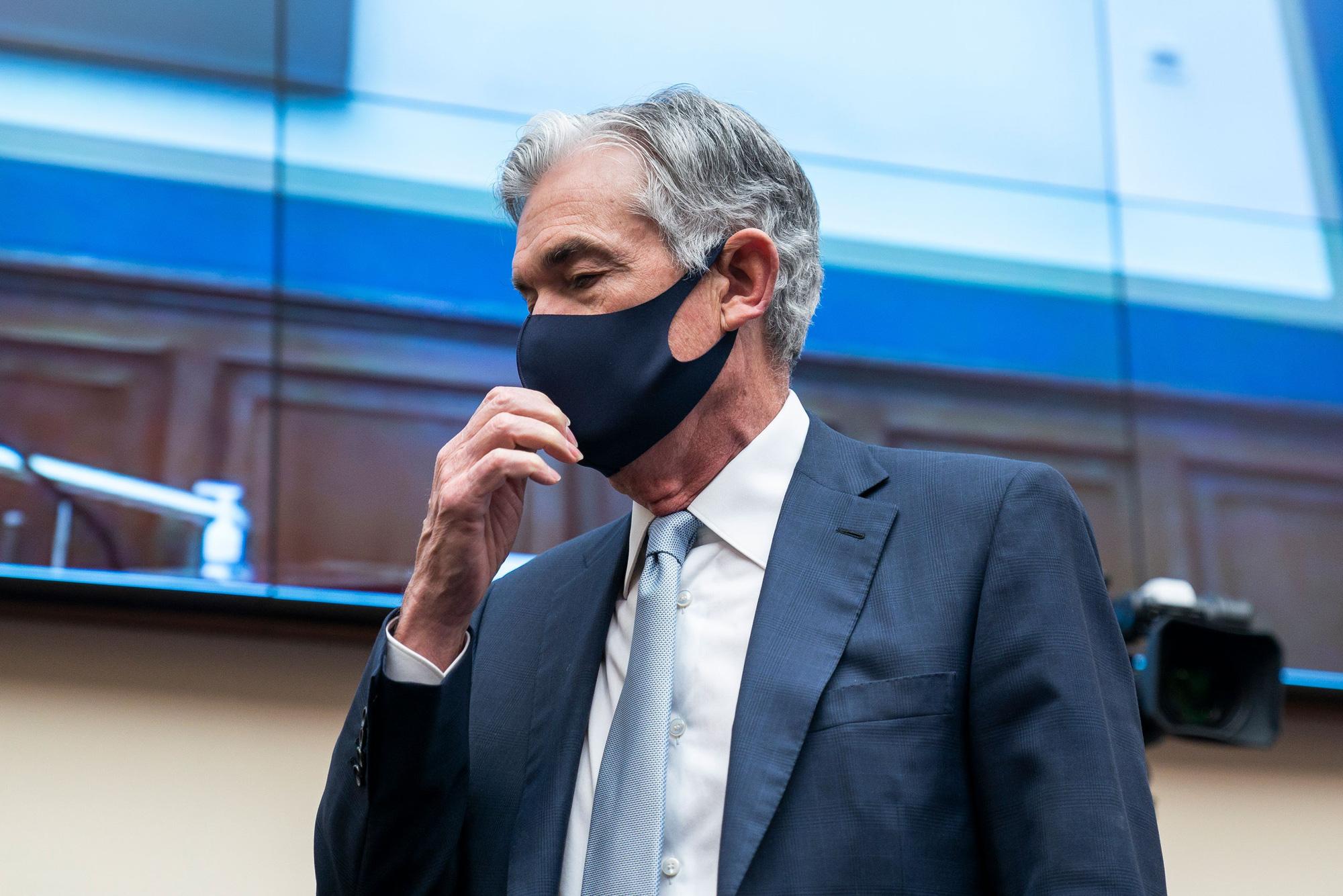 Chủ tịch Fed tin tưởng lạm phát sẽ lùi dần về ngưỡng mục tiêu - Ảnh 1.