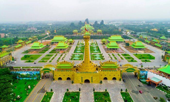Cận cảnh khu du lịch Đại Nam của vợ chồng bà Nguyễn Phương Hằng trước thông tin có thể bị đóng cửa - Ảnh 3.