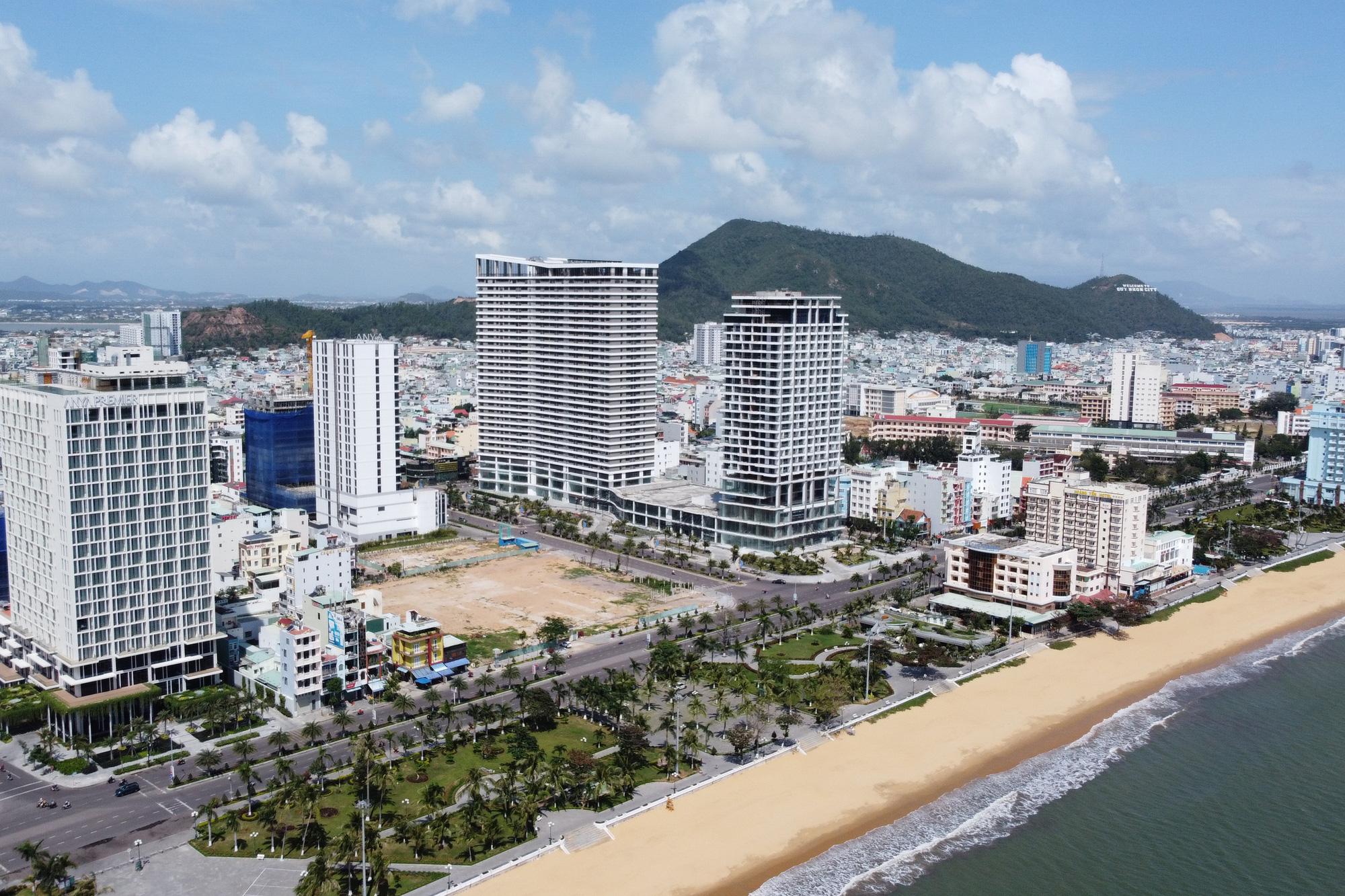 Bình Định sắp đấu giá 45 lô đất hơn 4.200 m2 tại TP Quy Nhơn