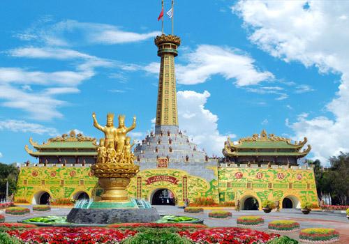 Cận cảnh khu du lịch Đại Nam của vợ chồng bà Nguyễn Phương Hằng trước thông tin bị đóng cửa - Ảnh 3.
