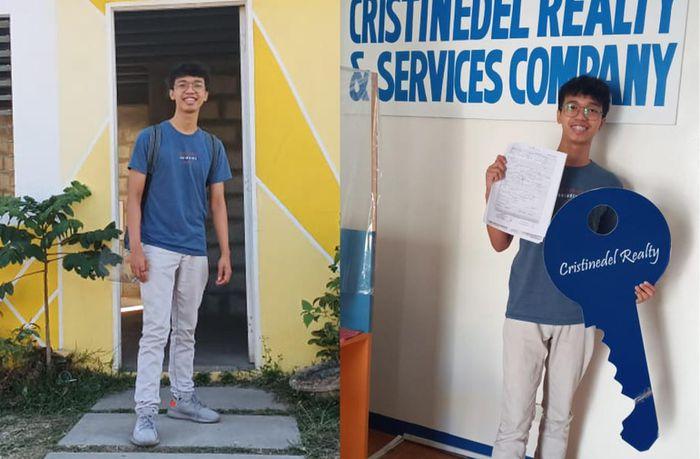Chơi game tiền ảo Việt, chàng trai người Phillippines kiếm được tiền tậu nhà mới - Ảnh 1.