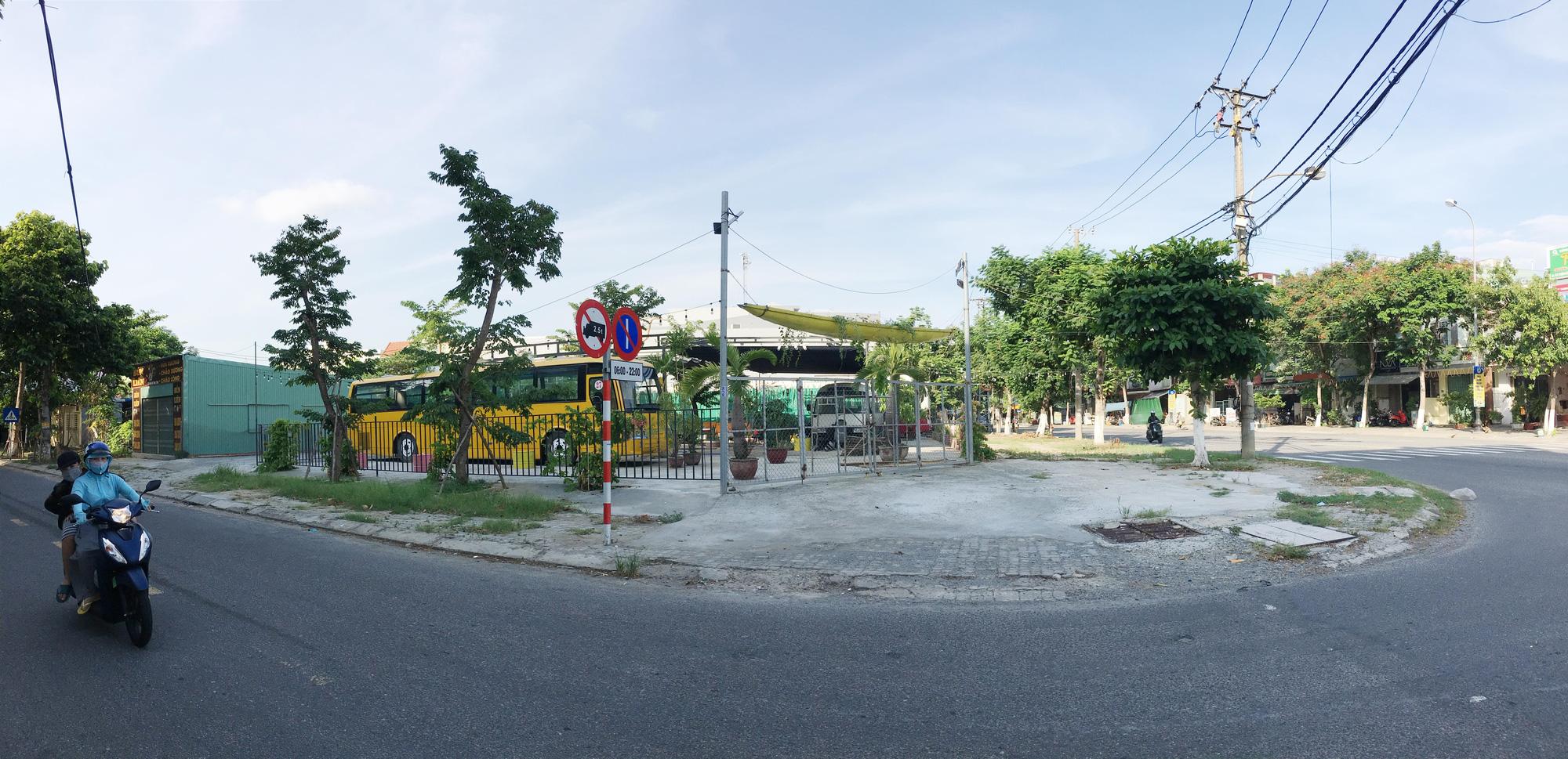 Cận cảnh hai khu đất ở quận Cẩm Lệ, Đà Nẵng sẽ đấu giá làm bãi đỗ xe - Ảnh 10.