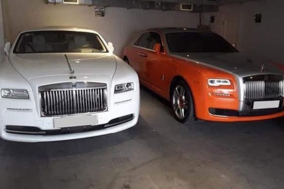 Doanh nhân Nguyễn Phương Hằng sở hữu dàn 'xế hộp' trị giá hàng trăm tỷ đồng, là tín đồ của Rolls-Royce và Bentley - Ảnh 4.