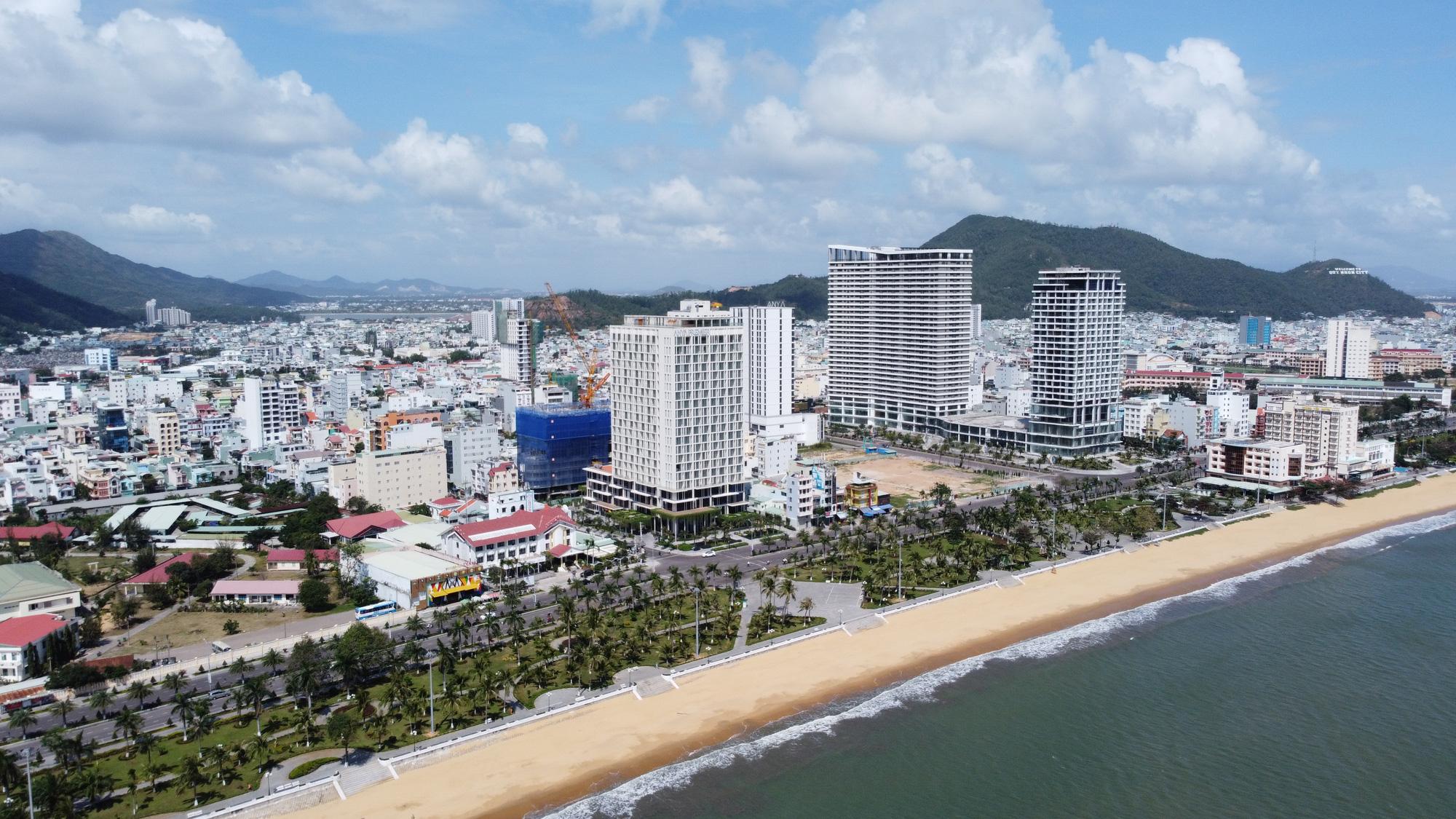Liên danh do Hano-Vid đại diện được đầu tư dự án khu đô thị hơn 1.450 tỷ tại Bình Định - Ảnh 1.