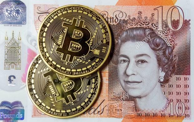 Cảnh sát London phá phi vụ rửa tiền, thu giữ gần 160 triệu USD tiền ảo - Ảnh 1.