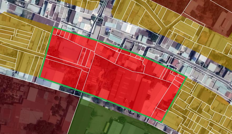 4 khu đất dính quy hoạch tại phường Linh Xuân, TP Thủ Đức [phần 2] - Ảnh 2.