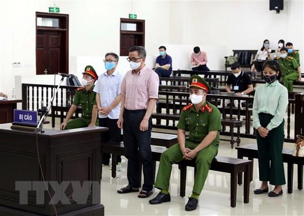Xét xử phúc thẩm vụ án liên quan đến Trần Bắc Hà tại ngân hàng BIDV - Ảnh 1.