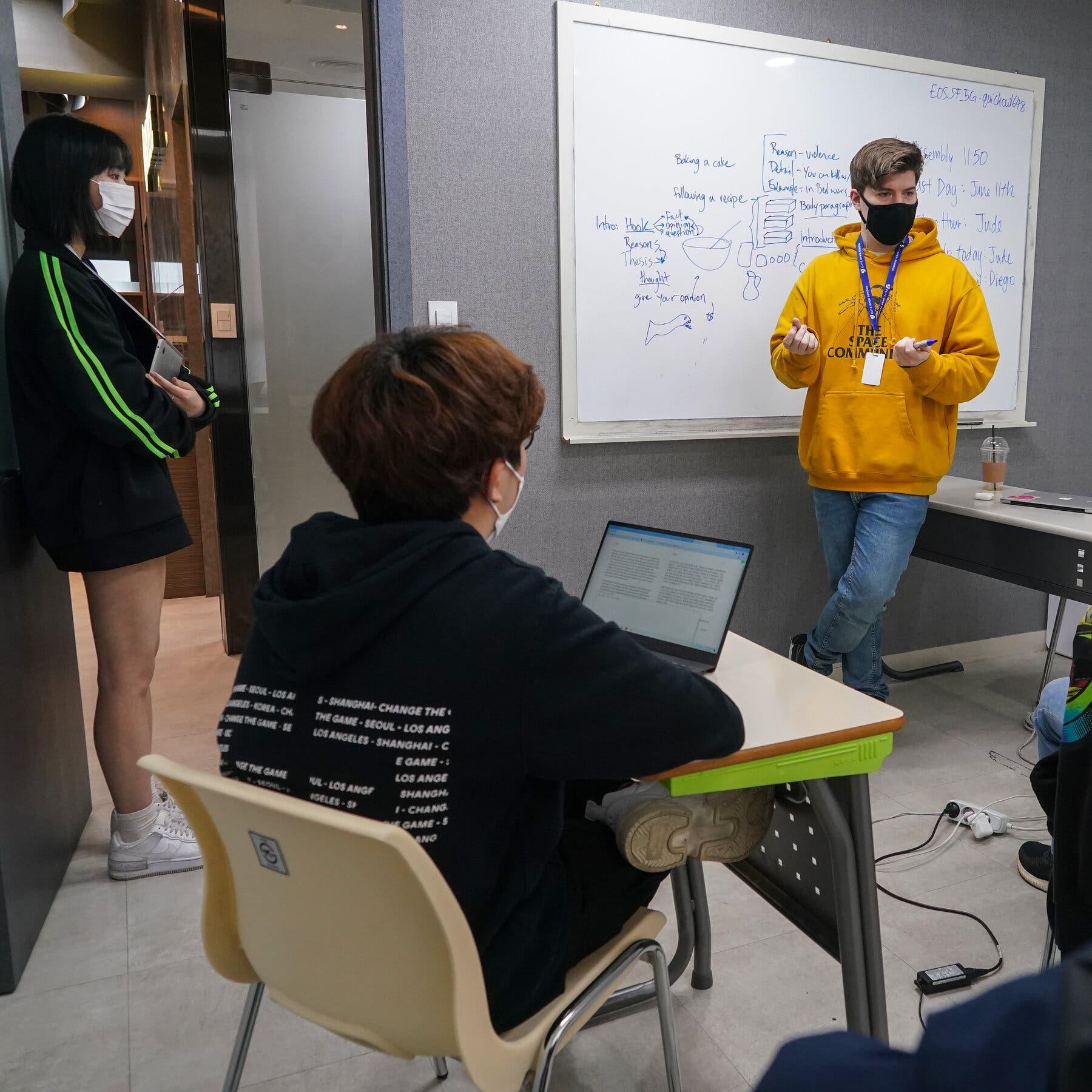 Cuộc đua nghẹt thở trở thành người chơi esport chuyên nghiệp tại Hàn Quốc - Ảnh 4.
