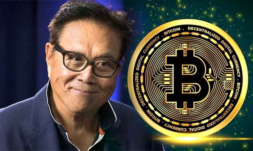 Tác giả 'Cha giàu cha nghèo': Thị trường sắp sụp đổ, nhà đầu tư nên nương nhờ bitcoin và vàng - Ảnh 1.