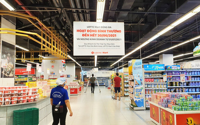 Vì sao Lotte Mart Việt Nam, đơn vị quản lý Lotte Mart Đống Đa liên tục báo lỗ hơn 10 năm?    - Ảnh 1.