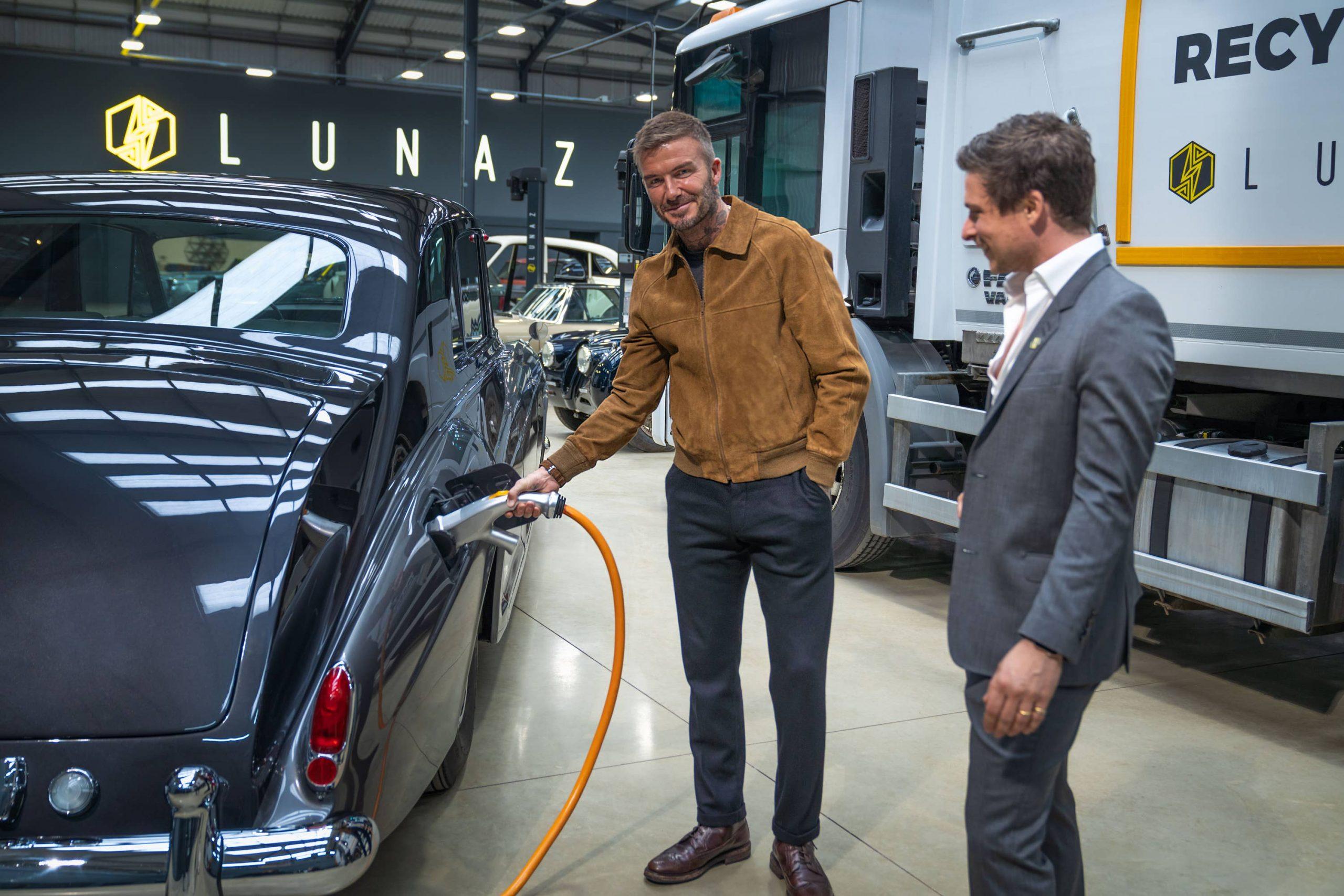 David Beckham rót vốn đầu tư vào xe điện - Ảnh 1.