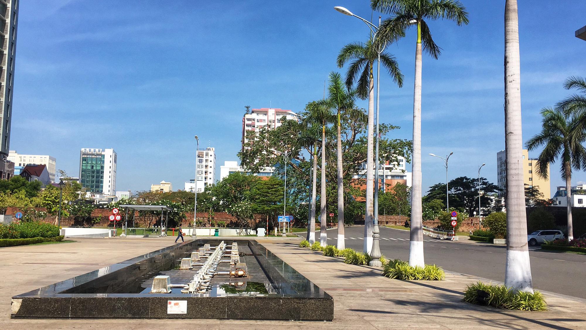 Đất vàng trung tâm Đà Nẵng làm quảng trường - Ảnh 10.