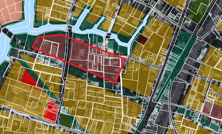 Ba khu đất dính quy hoạch tại phường Linh Đông, TP thủ Đức - Ảnh 5.