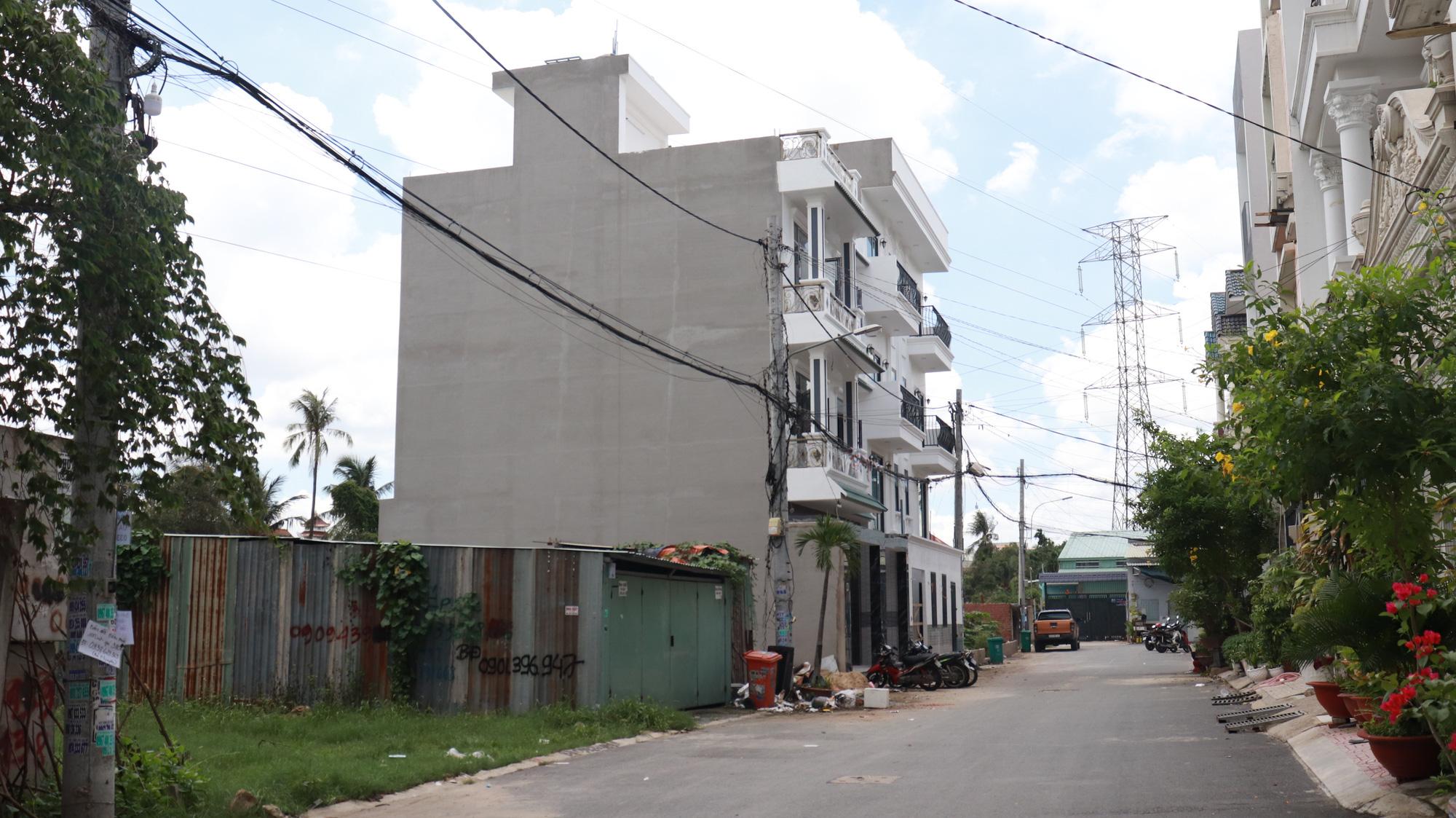 Ba khu đất dính quy hoạch tại phường Linh Đông, TP thủ Đức - Ảnh 7.