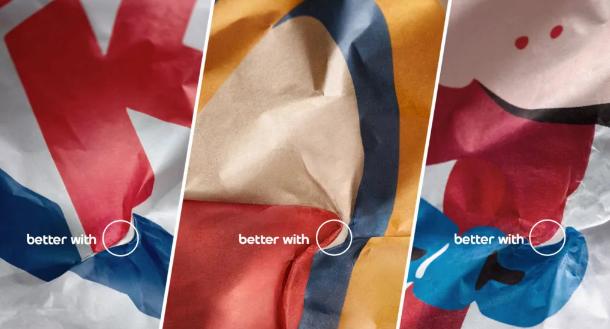 Không có trên menu, Pepsi vẫn chỉ ra đồ uống của họ hợp vị nhất với món burger hơn Coca Cola - Ảnh 1.