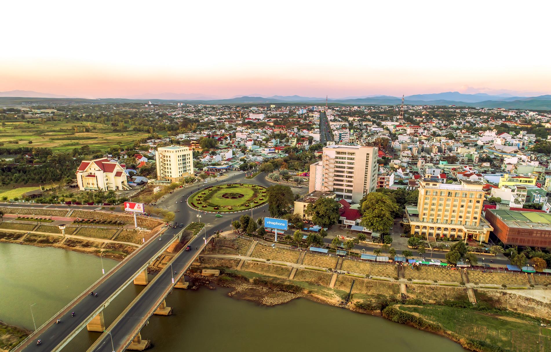 Thị trường BĐS Tây Nguyên: Kon Tum, Đắk Lắk đón sóng đầu tư - Ảnh 1.