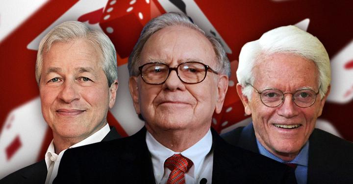 Đầu tư khác gì đánh bạc? Huyền thoại Warren Buffett, Peter Lynch, Jamie Dimon, ... có sẵn câu trả lời - Ảnh 1.
